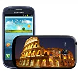 Fancy A Snuggle Roman Colosseum in Rome Italy Clip-on Hard Back Cover for Samsung Galaxy S3 Mini i8190