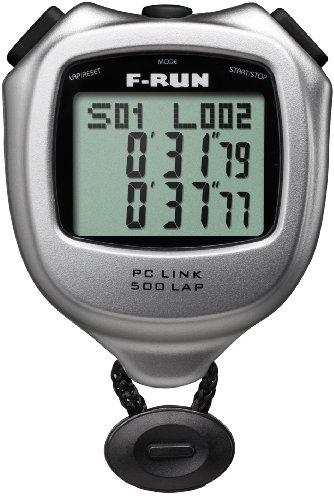 [Ephram] F-RUN stopwatch PC link with FST500S