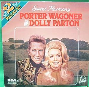 Porter wagoner dolly parton sweet harmony lp amazon for Porter wagoner porter n dolly