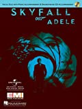 Skyfall (Adele): Vocal Solo with Piano Accompaniment & Orchestrated CD Accompaniment