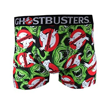 Ghostbusters and Slimer Boxer Shorts - Small