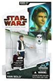 Star Wars Action Figure Legacy Collection - Han Solo (Droid part may vary)