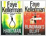 Faye Kellerman Faye Kellerman: 2 books pack - Peter Decker and Rina Lazarus Thrillers (Hangman / Blindman's Buff)