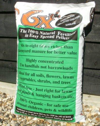 20kg-bag-of-6x-organic-multi-purpose-chicken-pellet-fertiliser