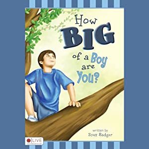 How Big of a Boy are You? Audiobook