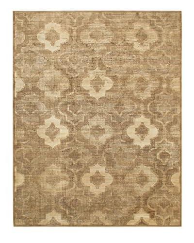 Kouros Rug, Cream/Light Brown, 7' 11 x 10' 2