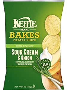 Amazon.com: Kettle Brand Real Sliced Potatoes Baked Potato ...