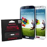 【国内正規品】SPIGEN SGP アルミニウム ホームボタン [BSR] for Galaxy S4【SGP10286】