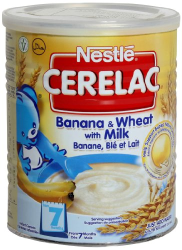 Nestle Cerelac Banana 400G (Europe) front-185672