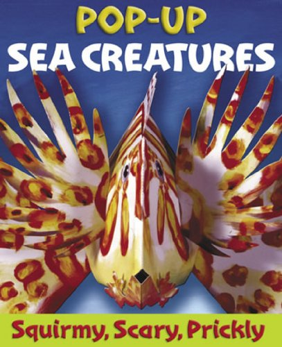 Ocean Life Pop Up Book