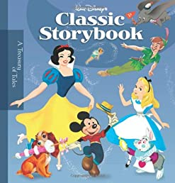 Walt Disney's Classic Storybook (Disney Storybook Collections)