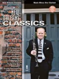 img - for Music Minus One Clarinet: New Orleans Classics (Sheet Music and CD Accompaniment) book / textbook / text book