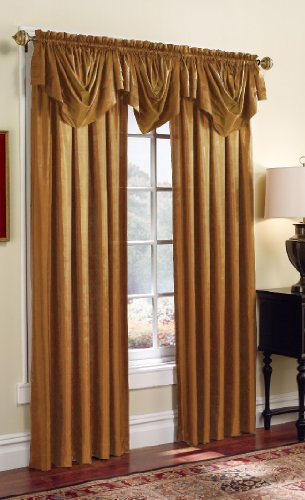 Insulated Royale Taffeta Drapery Panel