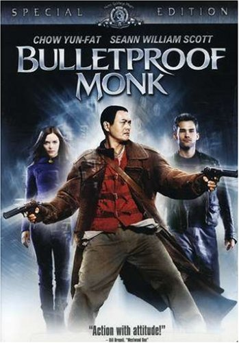 Cover art for  Bulletproof Monk