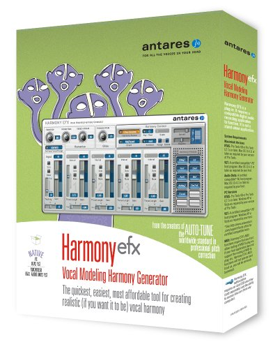 Antares Audio Harmony EFX Audio Plug-in