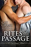 Rites of Passage - A Courtland Novel: M/M romance, new adult, coming of age, virgin hero, interracial/multicultural (Courtlands, The Next Generation Book 2)
