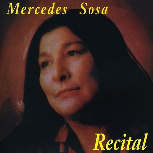 Mercedes Sosa - Recital By Mercedes Sosa (2014-08-02) - Zortam Music