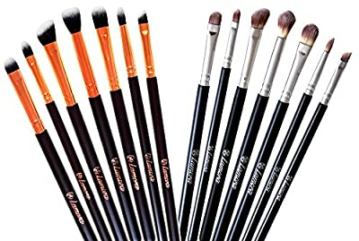 Make Up Brushes Eye Set