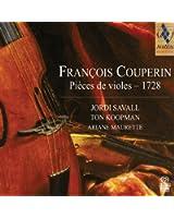 François Couperin: Pièces de violes 1728