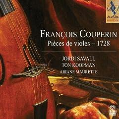 Fran�ois Couperin: Pi�ces de violes 1728