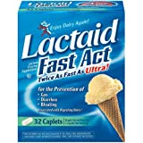 Lactaid Fast Act -- 32 Caplets