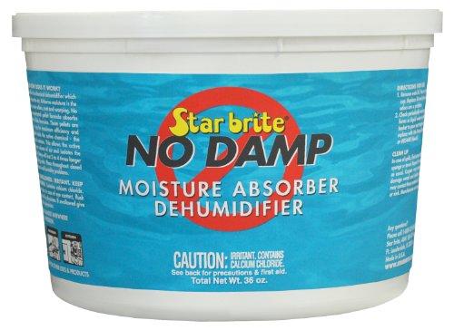 Star brite No Damp Dehumidifier 36 oz Bucket