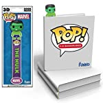 Funko Marvel Hulk 3D Bookmark