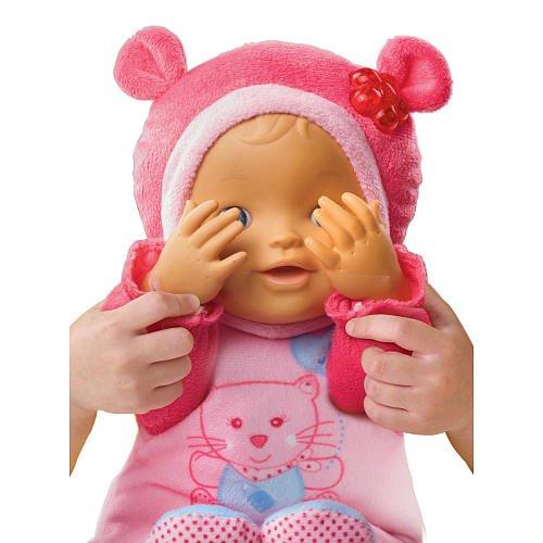 Baby Amaze™ Peek & Learn Doll™ - YouTube