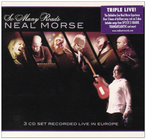 Neal Morse: So Many Roads Live