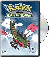Pokemon Diamond amp Pearl Galactic Battles Volume 6