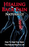 Healing Back Pain Naturally: How To Heal Your Back The Natural Way For Life (Joint Pain Cure, Pain Management, Pain Relief, Chronic Pain, Back Pain Solution)