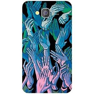 Samsung Galaxy Grand Back Cover - Flashy Designer Cases