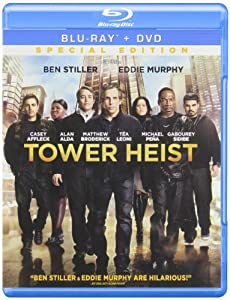 Tower Heist - Special Edition (Blu-ray + DVD + Digital Copy + UltraViolet)