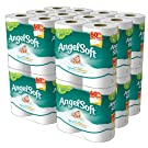 Angel Soft, Double Rolls, [4 Rolls*12 Pack] = 48 Total Count