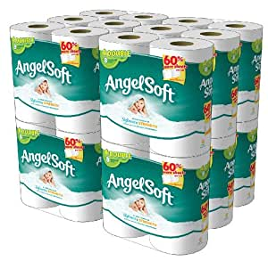 Angel Soft Bath Tissue, 48 Double Rolls