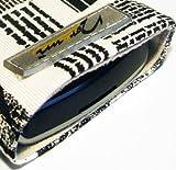 Norrun Handytasche / Handyhülle # Modell Nevelong # ersetzt die Handy-Tasche von Hersteller / Modell Fitage Katharina das Große # maßgeschneidert # mit einseitig eingenähtem Strahlenschutz gegen Elektro-Smog # Mikrofasereinlage # Made in Germany