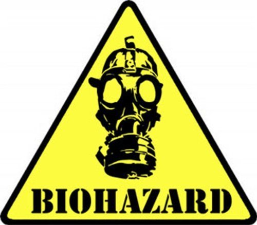 Application Biohazard Mask Patch by C&D Visionary Inc.