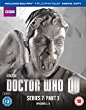 Doctor Who - Series 7 Part 1 Weeping Angels Limited Edition [Blu-ray + UV Copy]