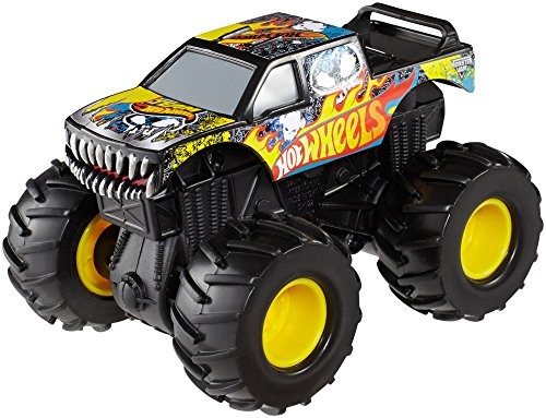 Hot Wheels Monster Jam Rev Tredz Team Vehicle - 1