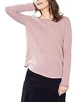 ESPRIT Camiseta Manga Larga (Rosa)