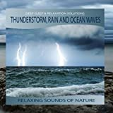 Thunderstorm, Rain, Ocean Waves - Relaxing Sounds of Nature