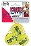 KONG Squeaker Tennis Balls, Small Dog Toy, 3-Pack