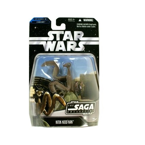 Star Wars: The Saga Collection Wave 10 Kitik Keedkak (#71) Action Figure