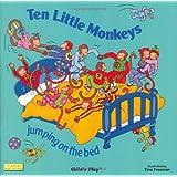 Ten Little Monkeys w/cd(Age 3-6)
