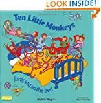 Ten Little Monkeys w/cd(Age 3-6)