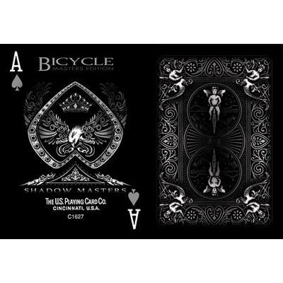 Imagen 2 de Cartas Bicycle Shadow masters