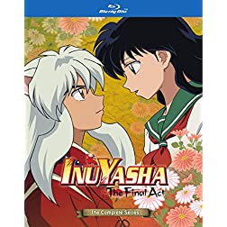 Inuyasha The Final Act - The Complete Series Standard Edition [Blu-ray]