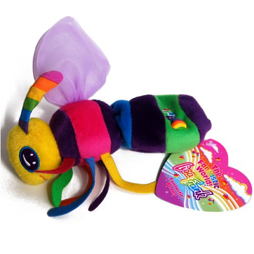 Buzz the Bee - Lisa Frank Beanie Plush