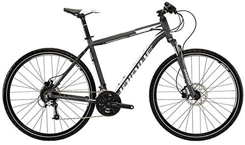 HaiBike-Land-840-Herren-28-Crossrad-27-Gang-SLX-mix-grauweissschwarz-matt-Rahmenhhe-56