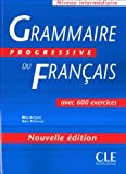 Grammaire Progressive Du Francais: Avec 600 Exercices (French Edition) (2090338482) by Maia Gregoire